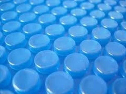plástico bolha reciclado