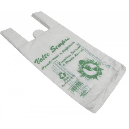 Sacolas compostaveis